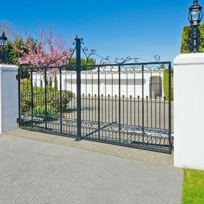 Ampliação do portão