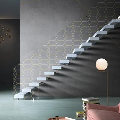 A arquitetura em escadas