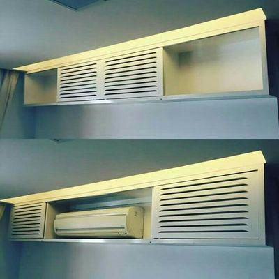 Armário para ar condicionado