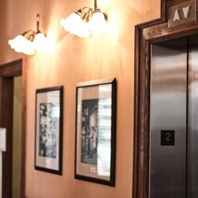 Adapte o elevador ao ambiente