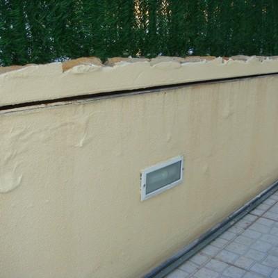 Tinta de Areia em Muros