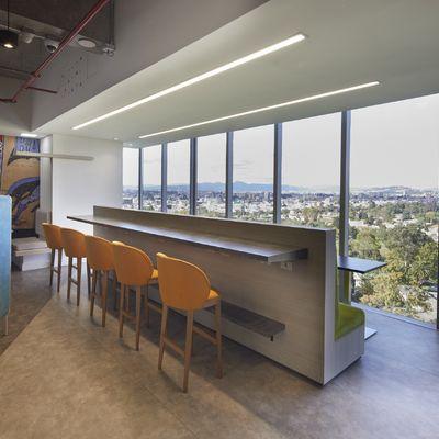 Outros espaços de escritórios