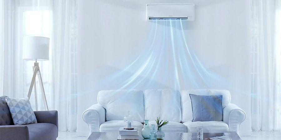 Ar condicionado central