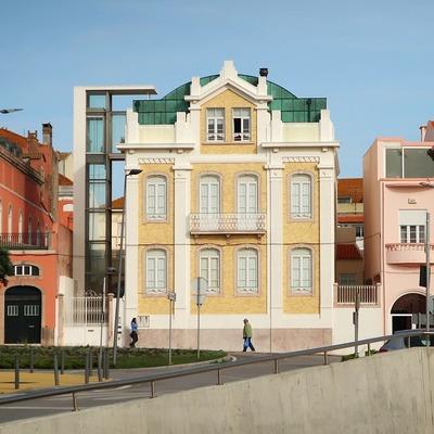 Renovação de edifício com nova identidade