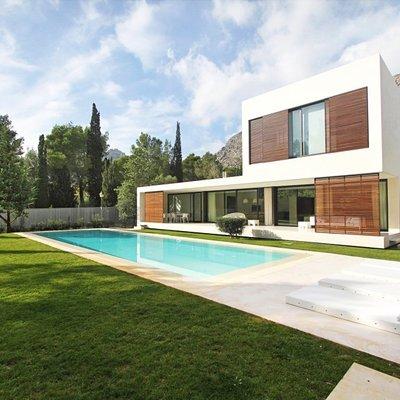 Construção de casas modulares