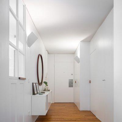 Pintura de interiores de prédios