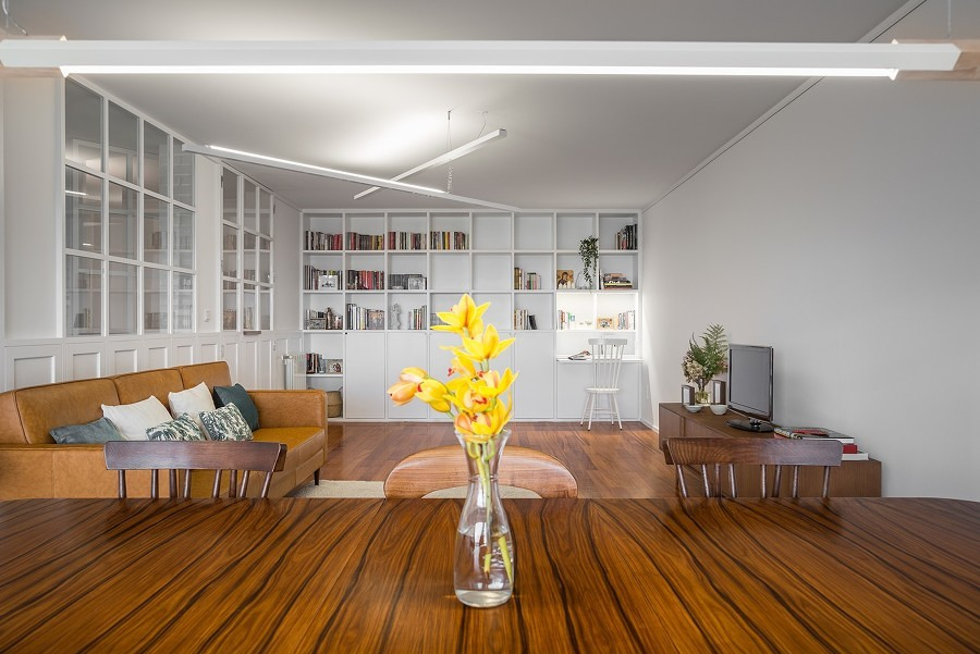 Remodelação de sala de estar