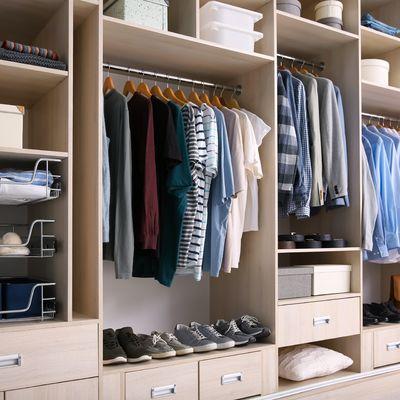 Funcionalidade do closet