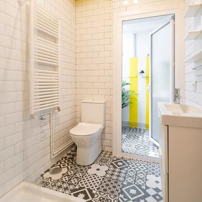 Casa de Banho Completa com Azulejos