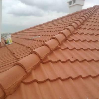 Telhado de Cerâmica
