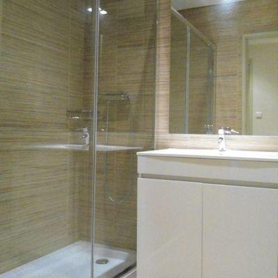 Depois da remodelação de uma casa de banho