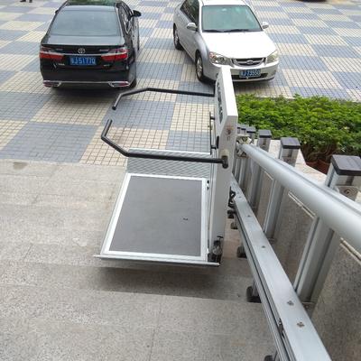 Instalação de Elevador de Escada