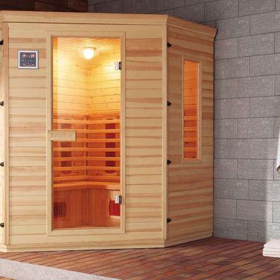 Sauna Interior seca