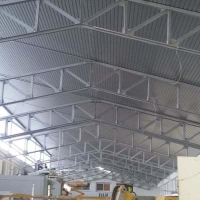 Telhado de Alumínio