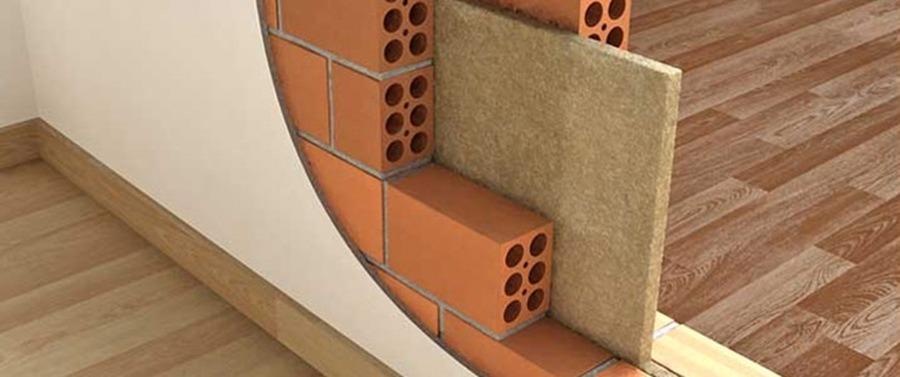 Isolamento térmico em paredes