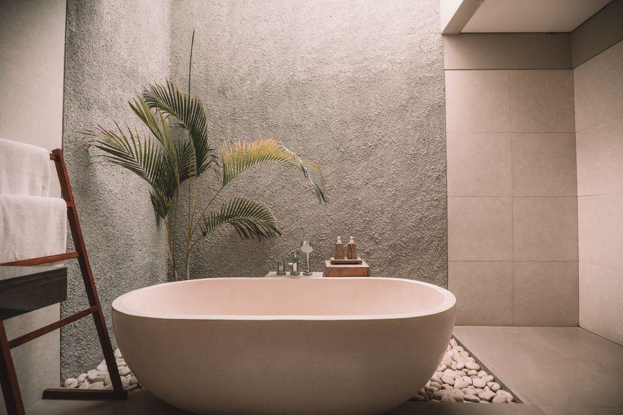 Remodelação casa de banho estilo SPA
