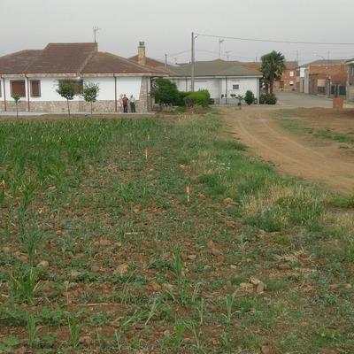Ampliar terreno