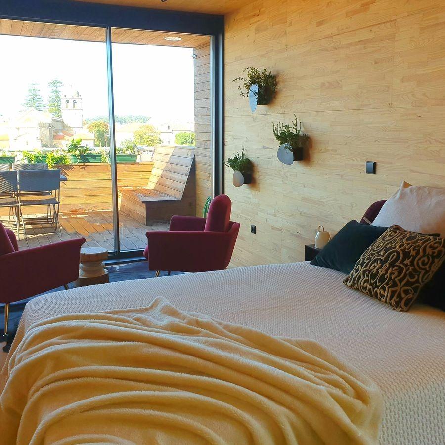 Transformar terraço em quarto