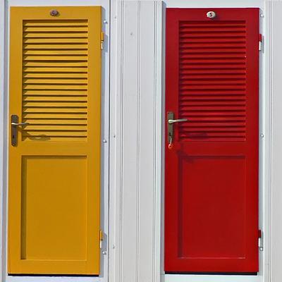 Lacar a porta