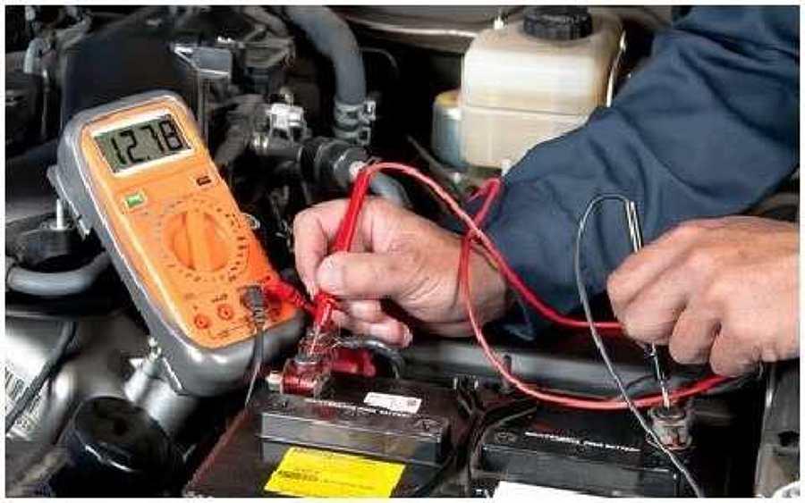 Mecânico eletricista