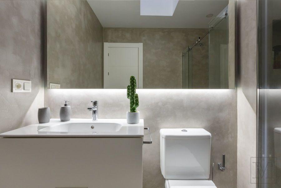Microcimento na casa de banho e zonas húmidas