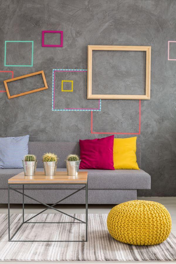 Usar microcimento nas paredes