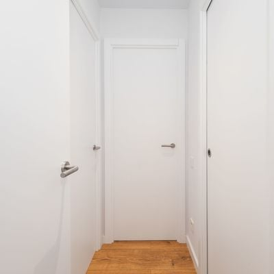 Porta simples