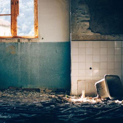 Antes da casa de banho
