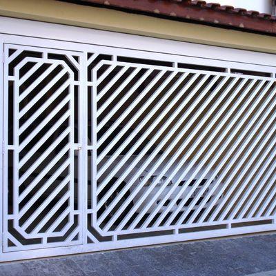 Pintura de portão de garagem