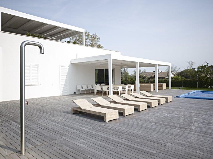 Ampliação de terraço
