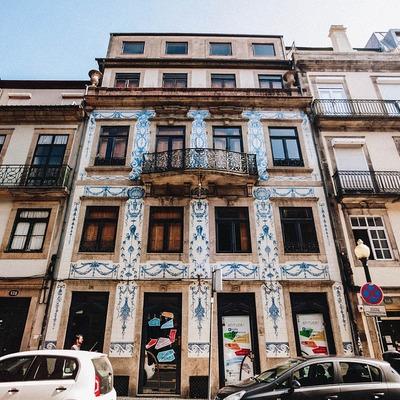 Revitalização de edifício antigo