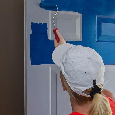 Pintar Portas