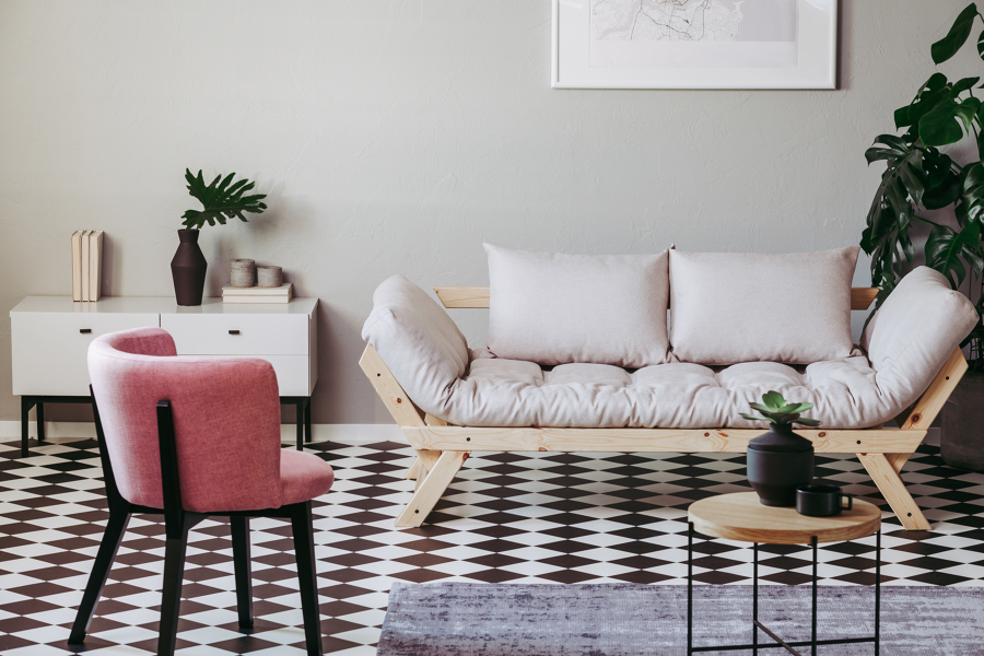 Reconstrução e remodelação de apartamentos