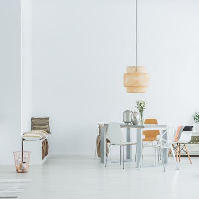 Mobília adaptada ao espaço