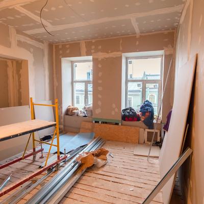 Obras de edificação - nova construção