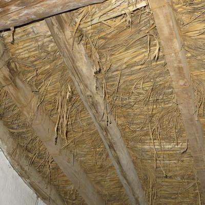 Telhado de Palha