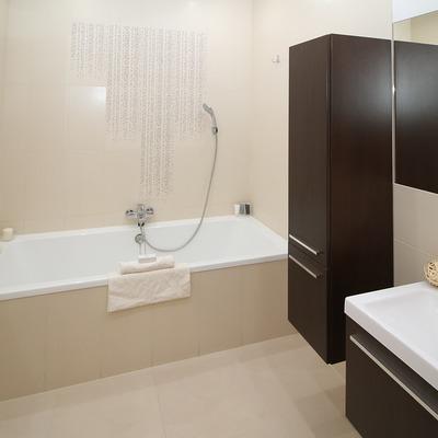 Armário da casa de banho