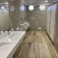 montagem limpezas de WC