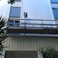 Pintura de edificio.