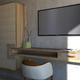 Conceito para suite hotel - 3D