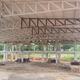 Estrutura metalica de cobertura