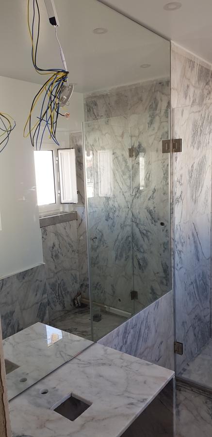 Resguardo banheiro