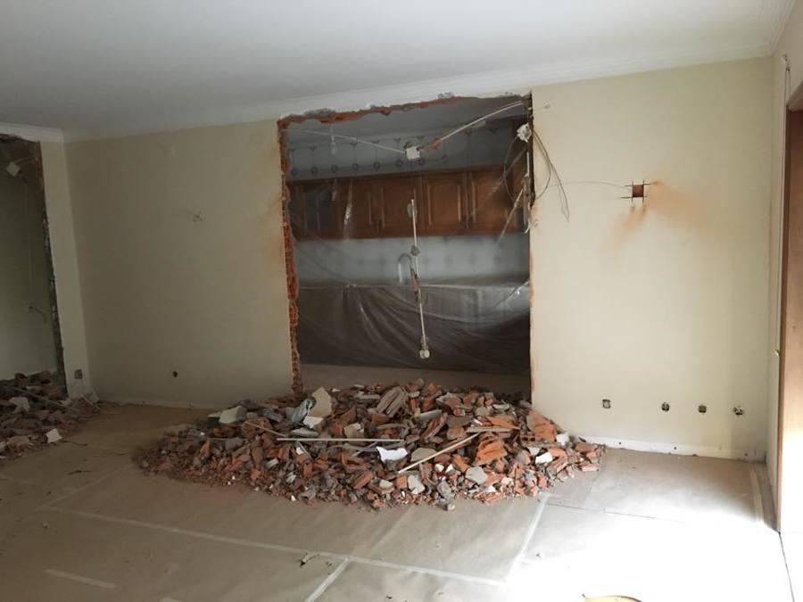 Remodelação de apartamento/ Moradia