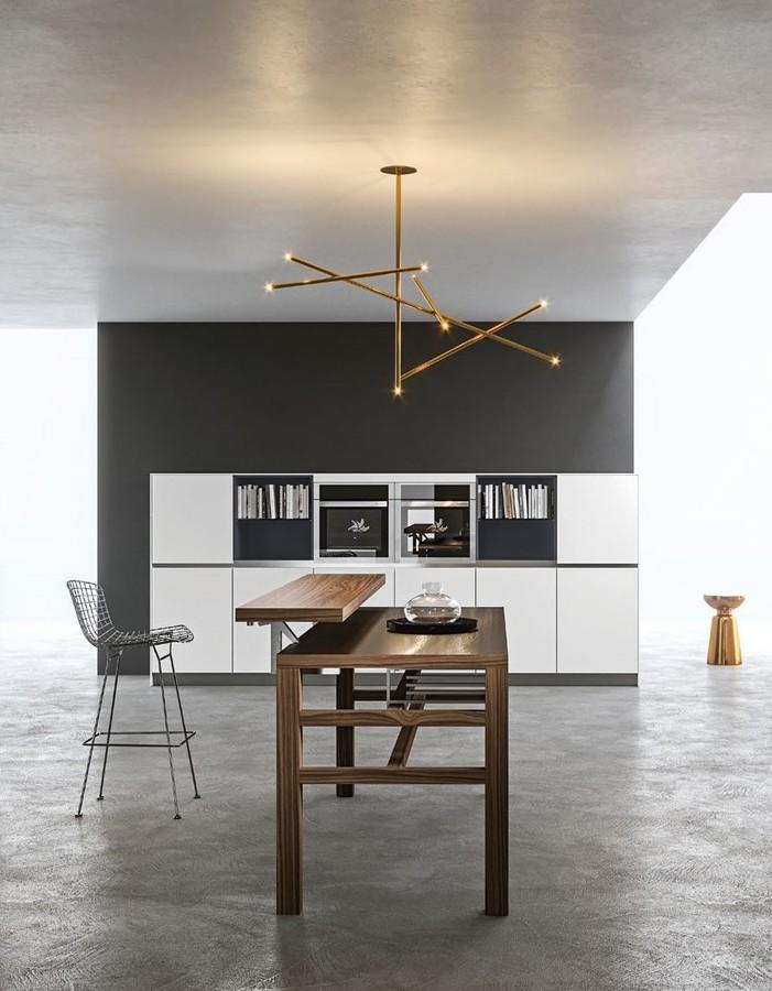 Cozinha modelo Sipario