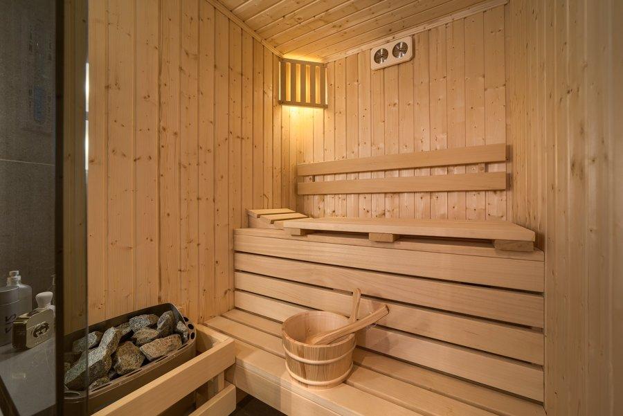 Sauna não tem de ser um luxo