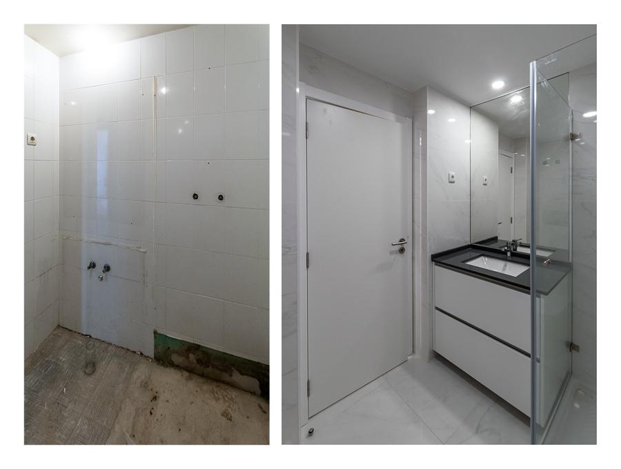 Remodelação de WCs