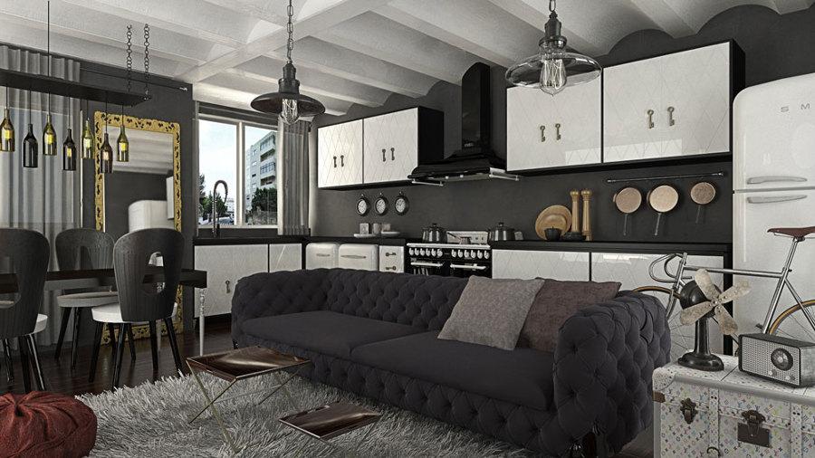 Remodelação e Decoração de apartamento em Oeiras