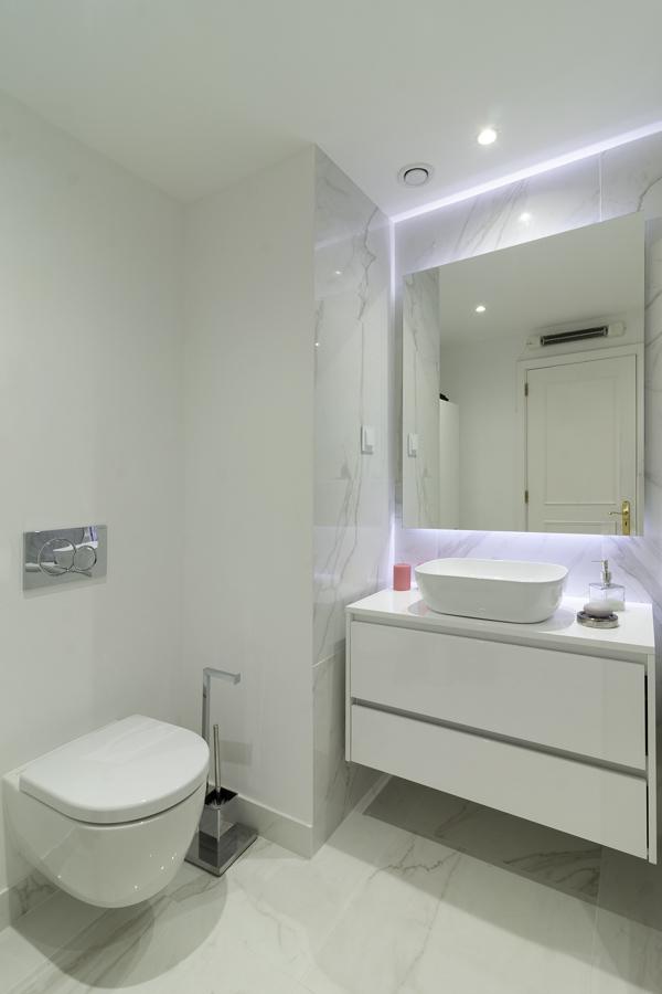 T4 Benfica - outra casa de banho