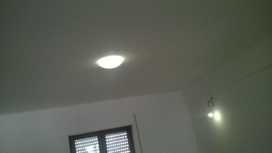 serviço de eletricidade candeeiros