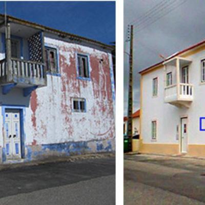 Remodelação de fachadas